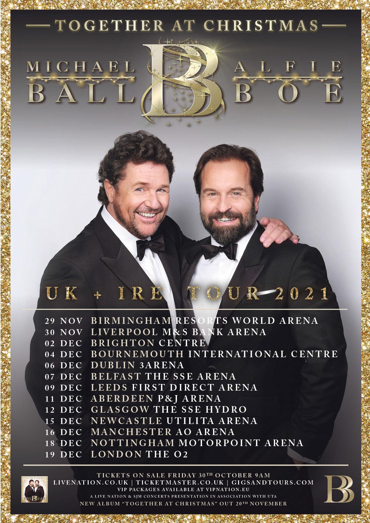 UK Tour 2021